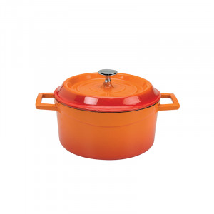 Casseruola Slowcook cm 14 - 0,8 Litri - Orange
