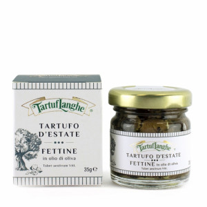 Tartufo d'estate - Fettine in olio d'oliva 35g